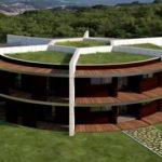 La mansión ecológica De Lionel Messi